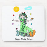 Respect Mother Nature Mouse Pad