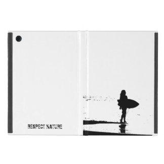 Respect Nature surf Case iPad Mini Cover