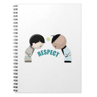 Respect Notebook