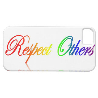 Respect Others IPhone 5 Case