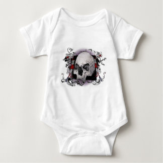Respect Our Fallen Baby Bodysuit
