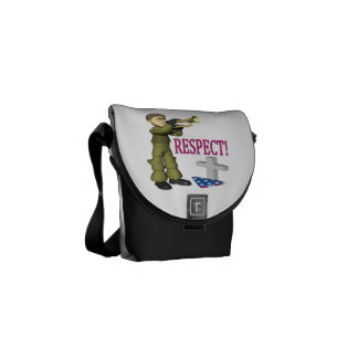 Respect.png Courier Bags