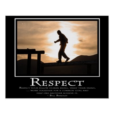 papers on military respect