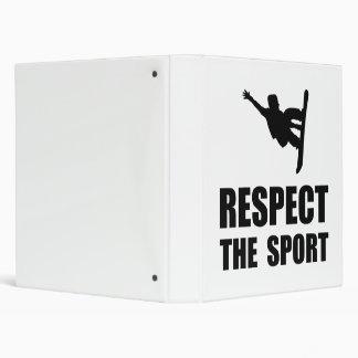 Respect Snowboarding Binder