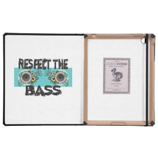 Respect The Bass Covers For iPad