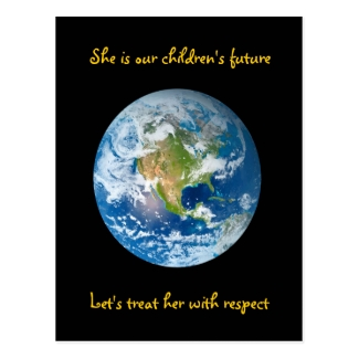 Respect the Earth - Earth Day