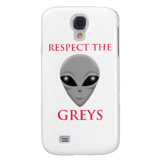 RESPECT THE GREYS GALAXY S4 COVER