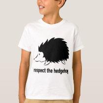 Respect The Hedgehog T-Shirt