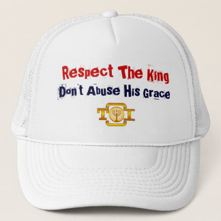 Respect The King Cap