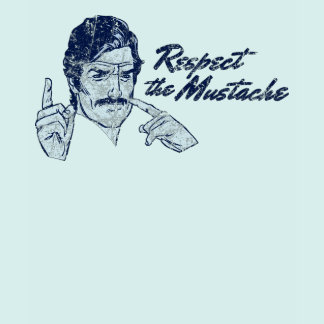 Browse the Mustache T-Shirt Collection and personalize by color, design, or style.