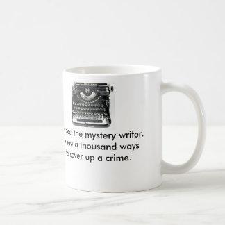 Respect the Mystery Writer Mug