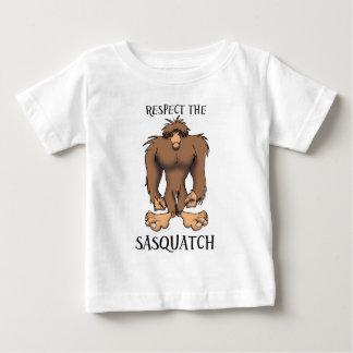 RESPECT THE SASQUATCH BABY T-Shirt