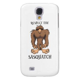 RESPECT THE SASQUATCH SAMSUNG S4 CASE