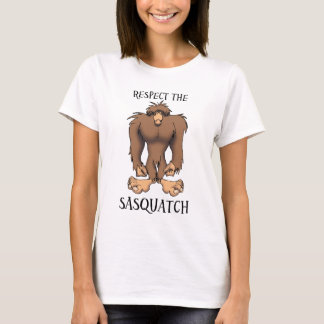 RESPECT THE SASQUATCH T-Shirt