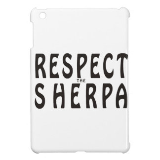 Respect The Sherpa Case For The iPad Mini