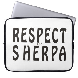 Respect The Sherpa Laptop Sleeve