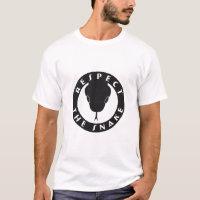 Respect The Snake Basic T T-Shirt