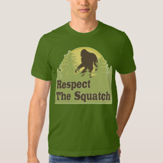 Respect The Squatch Dresses