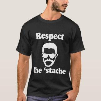 Respect the Stache 2 Shirt