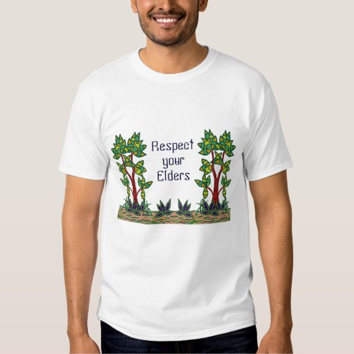 respect the trees shirt
