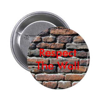 respect the wall button