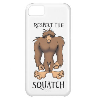 RESPECT THESQUATCH COVER FOR iPhone 5C