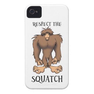 RESPECT THESQUATCH iPhone 4 CASES