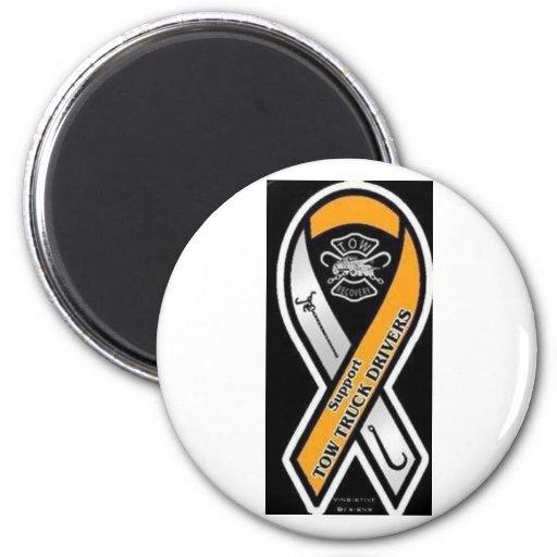 Respect Tow Truck Operators Magnets