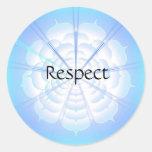Respect (Virtue sticker)