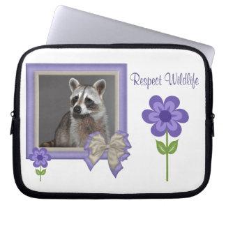 Respect Wildlife Laptop Sleeve