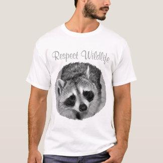 Respect Wildlife T-shirts