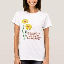 Respect Women T-Shirt