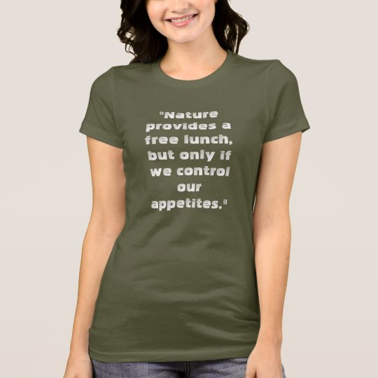 RESPECT YOUR ENVIRONMENT T-Shirt