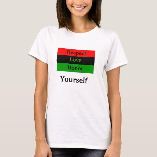 Respect Yourself Shirt