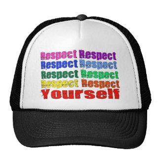 Respect Yourself Trucker Hat