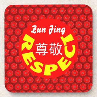 Respect - Zun Jing Coasters