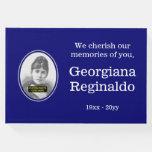 [ Thumbnail: Respectable, Basic Condolences Guestbook ]