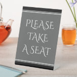 """[ Thumbnail: Respectable & Elegant """"Please Take a Seat"""" ]"""