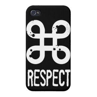 Respecto del comando iPhone 4/4S carcasas