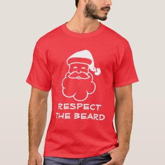 Respecto divertido de la camiseta el | de Papá