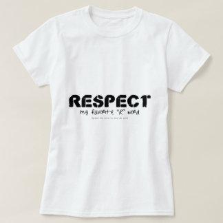 Respecto Playera