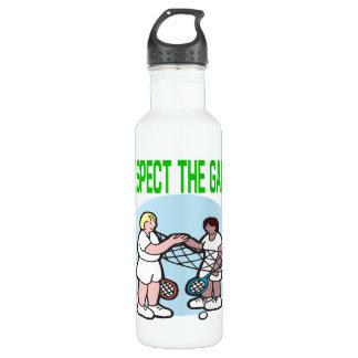Respecto The Game Botella De Agua