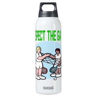 Respecto The Game Botella Isotérmica De Agua