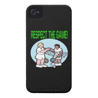 Respecto The Game Carcasa Para iPhone 4