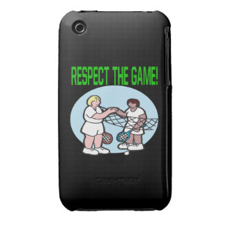 Respecto The Game Funda Bareyly There Para iPhone 3 De Case-Mate