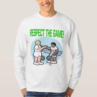 Respecto The Game Playera