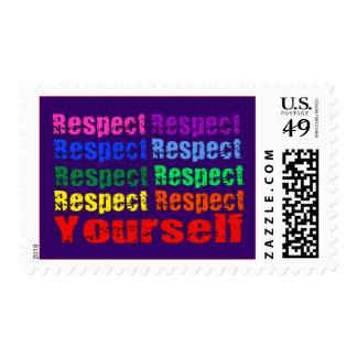 Respecto usted mismo envio