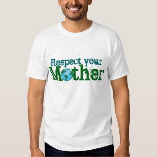 Respete a su madre polera