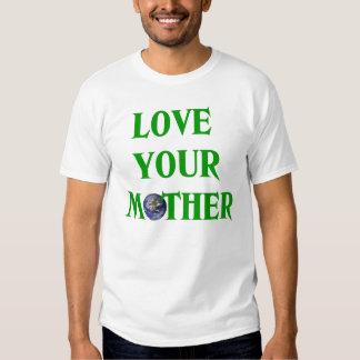 Respete a su madre remeras