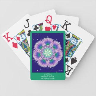 Respiración del ángel baraja de cartas